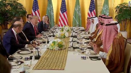 Trump says he is extremely angry. on the killing of Khashoggi, but defending the MBS relationship