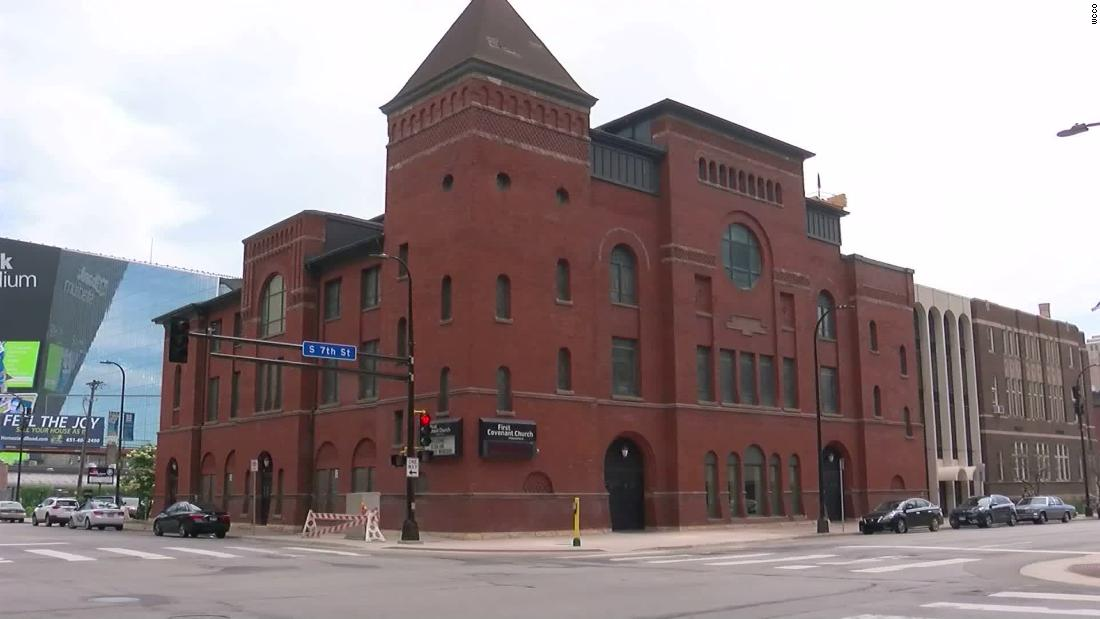 A Minneapolis church was expelled by its evangelical denomination for supporting LGBT community