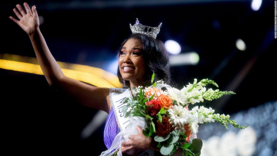 Miss Tennessee Brianna Mason makes history in an already historic year