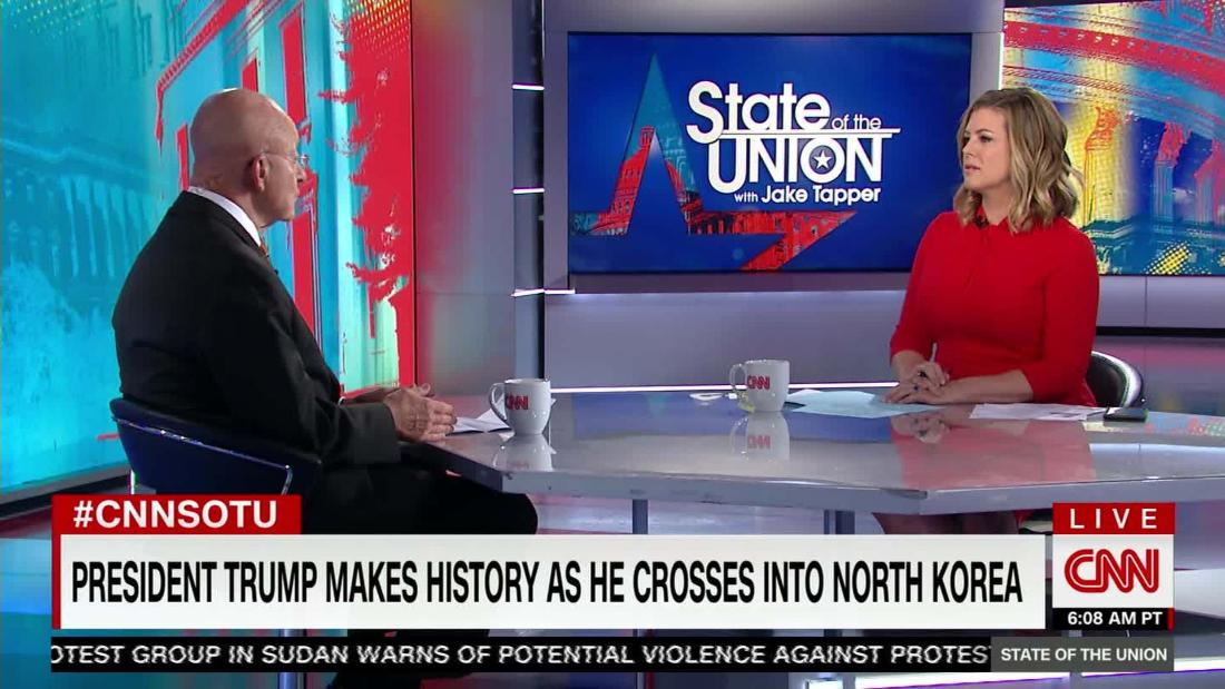 Clapper on NK: 'Photo ops' better than 'nuclear tests'