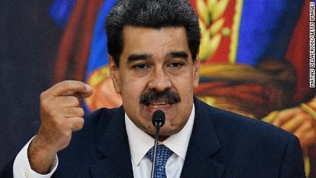 Maduro criticizes UN human rights report in scathing letter