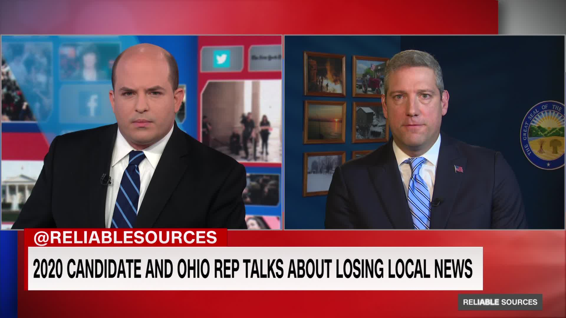 Tim Ryan on the loss of Youngstown's local newspaper