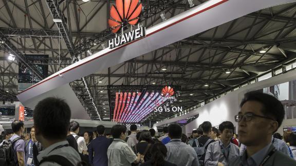 Huawei's smartphone business has taken a big hit in recent weeks.