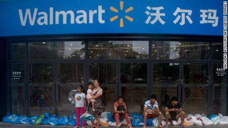 Walmart is investing $1.2 billion in China