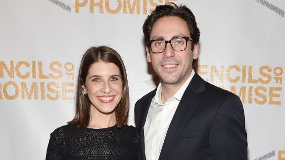 NEW YORK, NY - OCTOBER 24: Rachel Bravman and Warby Parker co-founder Neil Blumenthal attend the third annual Pencils of Promise gala at Guastavino's on October 24, 2013 in New York City.  (Photo by Mike Coppola/Getty Images for Pencils of Promise)