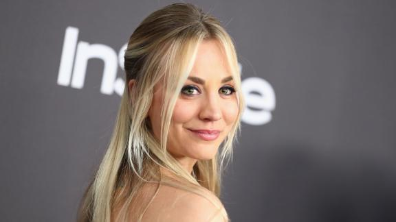 Kaley Cuoco has some major new projects in the works.  (Photo by Rich Fury/Getty Images)