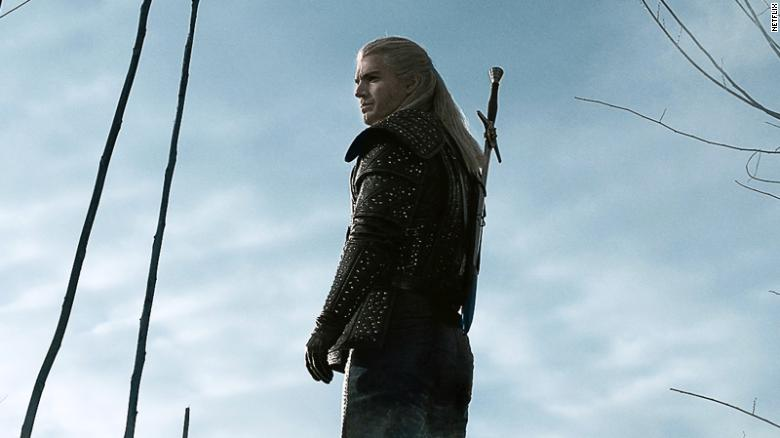 Henry Cavill as Geralt of Rivia