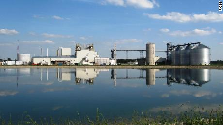 POET, a family-owned business, is the largest producer of ethanol in the world.