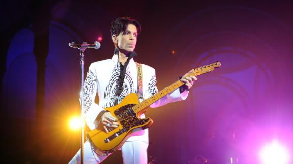 Prince even changed his name during his fight with Warner Bros.