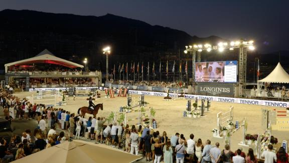 Monaco: The glitzy riviera resort of Monaco held the 10th and halfway stop of the Longines Global Champions Tour and Global Champions League.