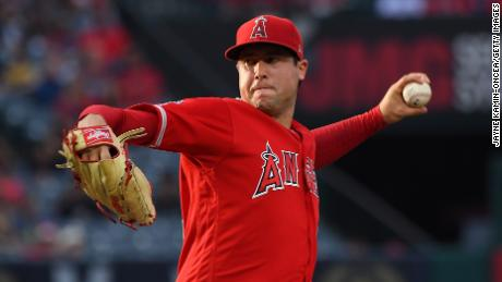 Los Angeles Angels share memories of pitcher Tyler Skaggs after he died suddenly at age 27