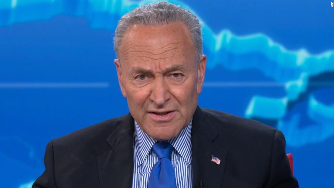 Schumer: Trump entering North Korea to meet with Kim 'one of the worst few days in American foreign policy'