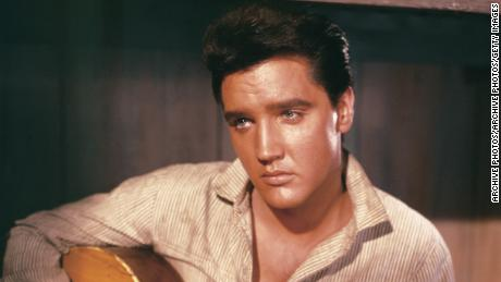 Elvis Presley was a star of music and film.