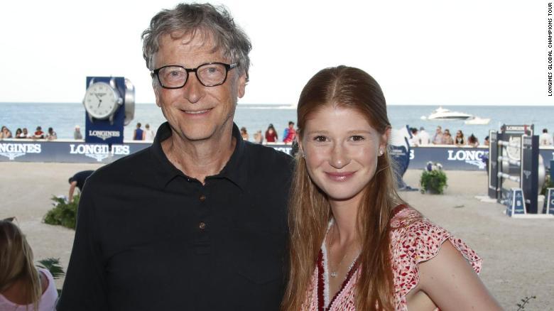 Jennifer Gates: The 'lifetime learner' on juggling her love of ...