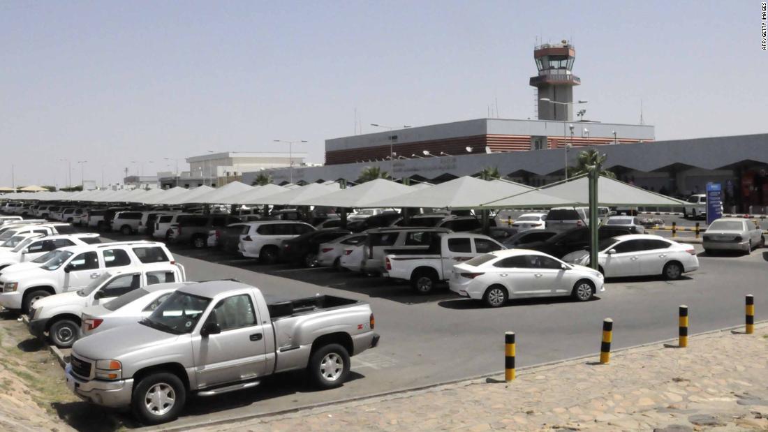 Saudi Arabia: Rebel drone attack on airport injures 9 - CNN