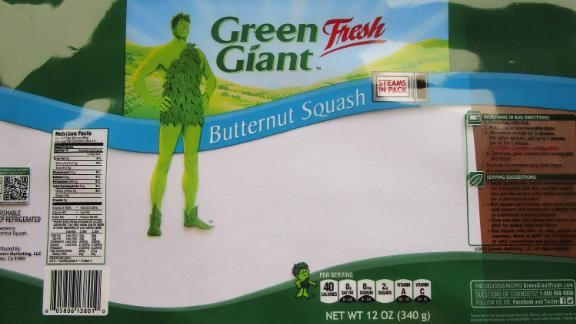 Some packages of butternut squash, cauliflower, zucchini and vegetable bowls sold under the brands Green Giant, Trader Joe's and Signature Farms have been recalled, according to the FDA.