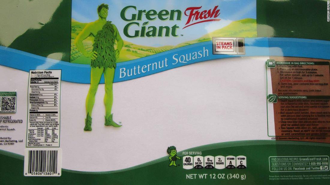 Trader Joe's, Green Giant and Signature Farms packaged vegetables recalled due to Listeria risk