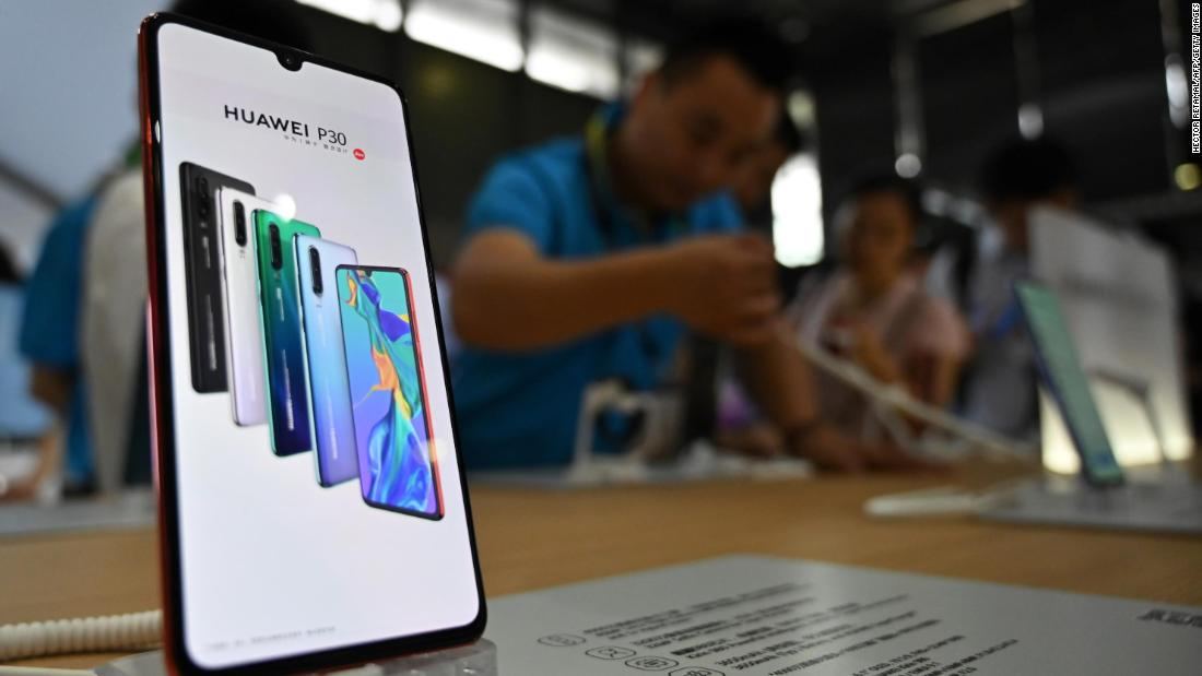 Report: Huawei built North Korea's cell phone networks
