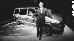 Image result for Lee Iacocca, who helped create the Ford Mustang and then rescued Chrysler in the 1980s, has died
