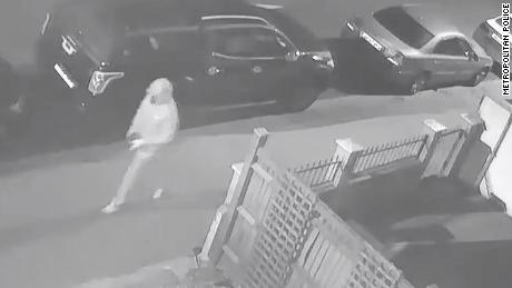 Police have released CCTV footage of a man they want to identify in connection to the murder.
