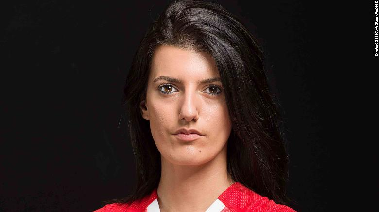 Florijana Ismaili, captain of the BSC Young Boys women's team, died after an accident in northern Italy.