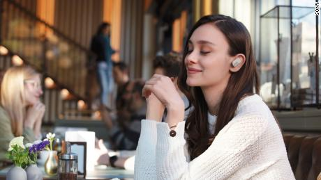 b6e80471d00 Sony's new wireless earbuds upgrade the noise cancellation and shrink the  size