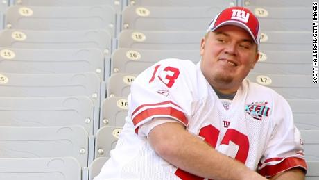 Jared Lorenzen, former NFL quarterback, has died at 38