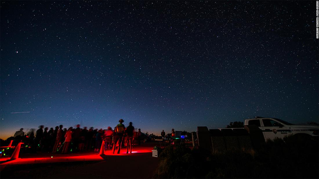 "<strong>Grand Canyon National Park (Arizona): </strong>The world-famous Grand Canyon National Park became an International Dark Sky Park in June 2019. Visitors and rangers celebrated with a ""Sky Party"" at Grand View Point, Island in the Sky."