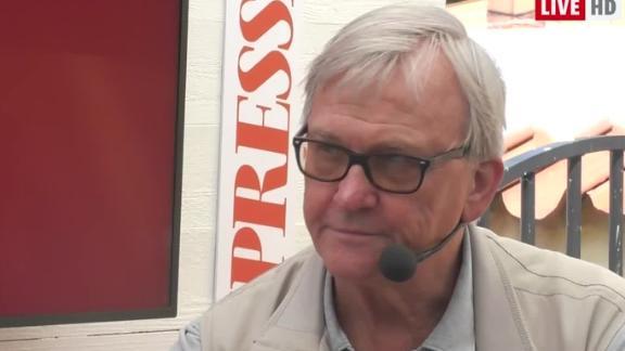 Avicii father Klas Bergling