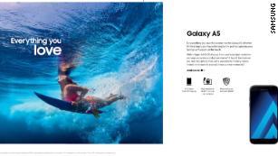 Samsung: Australian regulator sues over 'misleading' water