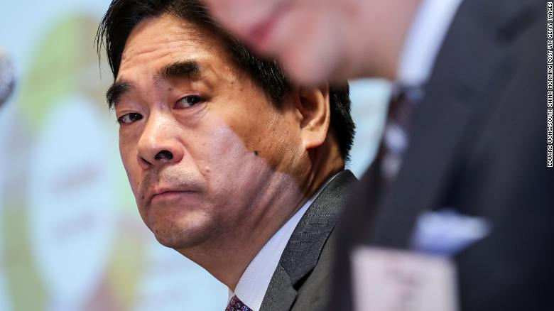 These infamous CEOs were pushed out by scandal