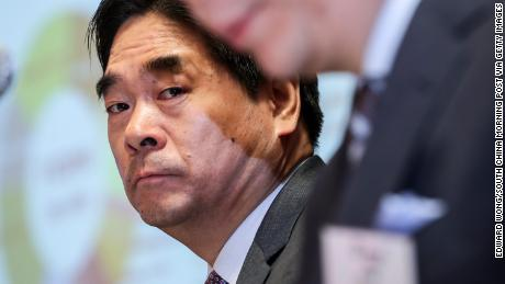 Chinese real estate empire loses $5 billion in value after founder Wang Zhenhua detained