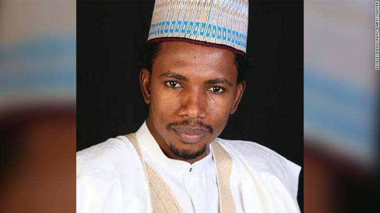 Nigerian Sen. Elisha Abbo made a public apology Wednesday.