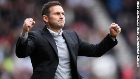 Frank Lampard rejoins Chelsea as head coach.