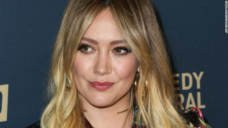Hilary Duff says Lizzie McGuire reboot 'isn't going to happen'