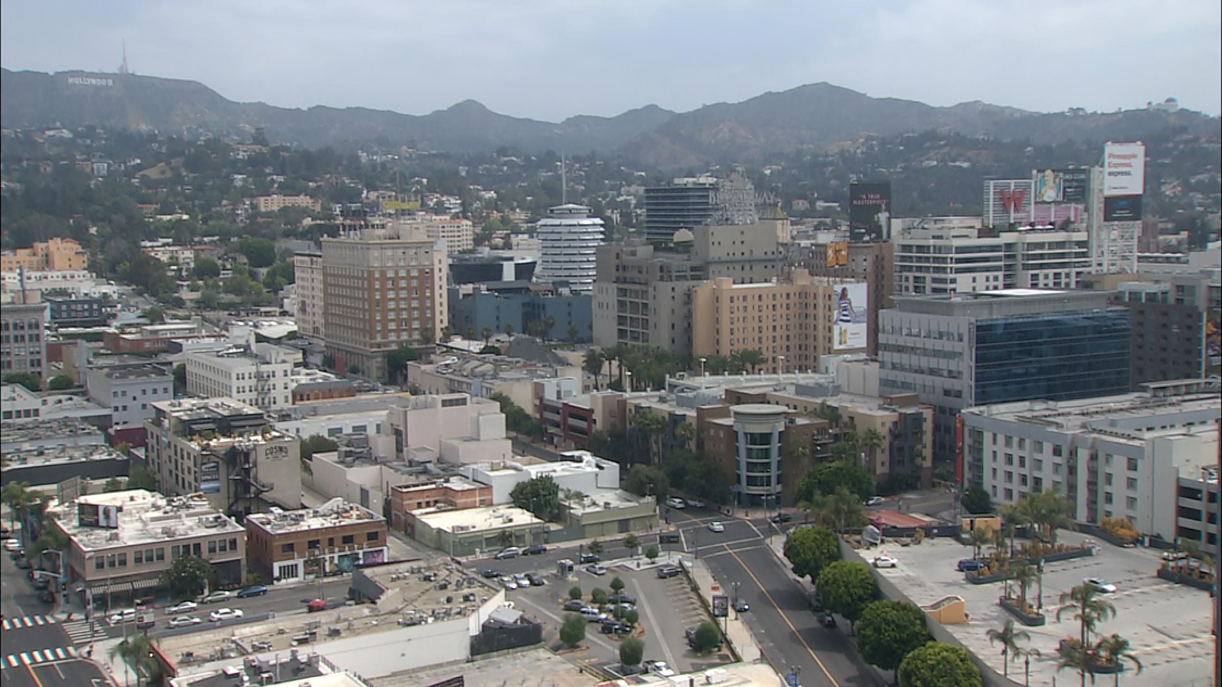 California Earthquake Felt In Los Angeles Cnn Video