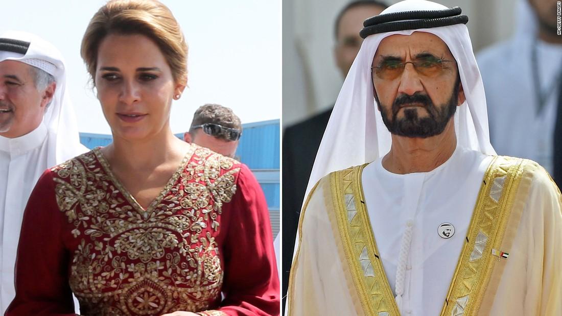 Princess Haya: Dubai ruler sues wife in UK's High Court - CNN