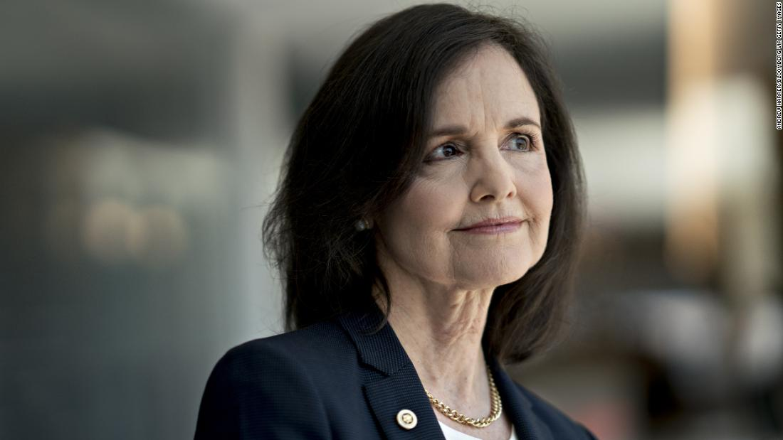 Judy Shelton, Trump's Federal Reserve Pick, Backs A Gold