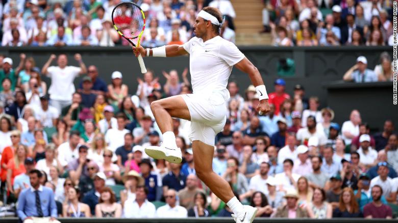 Wimbledon 2019: Nick Kyrgios has the talent to win a Grand Slam, says Rafael Nadal