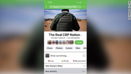 2nd secret CBP Facebook group shows mocking images