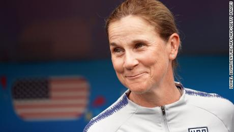 Jill Ellis: The shy girl from England who became US Soccer's record-breaking head coach
