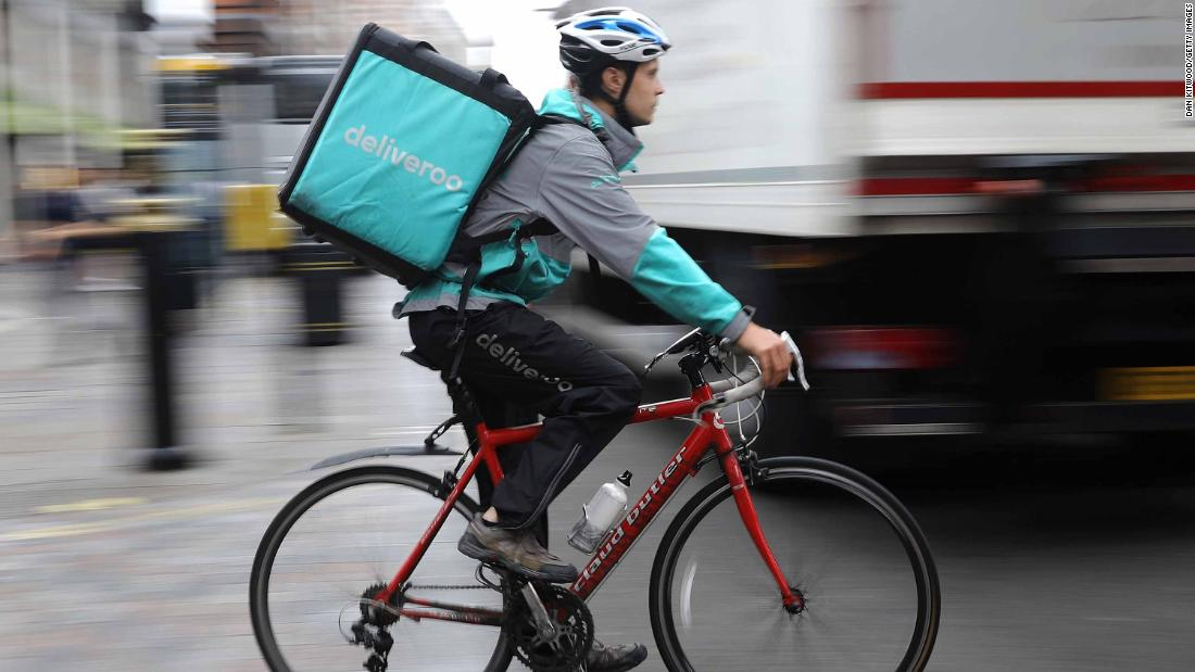 Amazon ordered to stop work on UK food delivery deal - CNN thumbnail