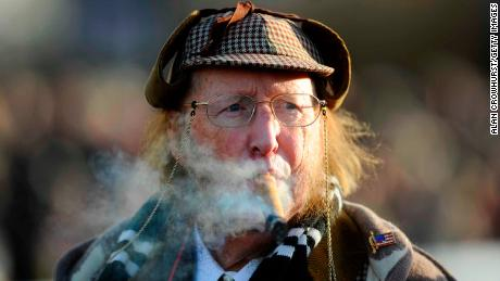 McCririck blamed his sacking on ageism and took Channel 4 to an employment tribunal, but his case was rejected.