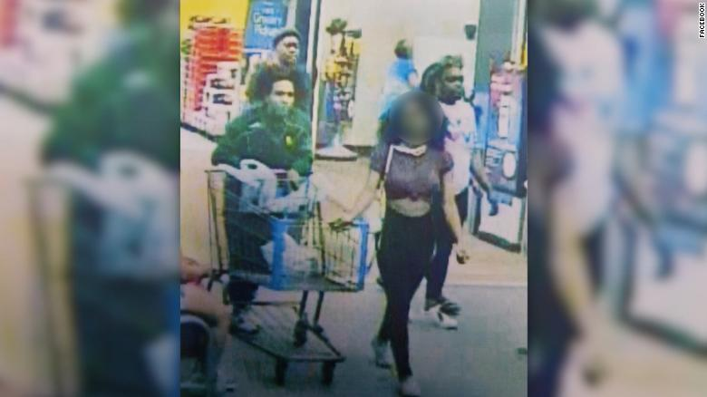 Image result for Another person was caught on camera licking ice cream in a store, police say