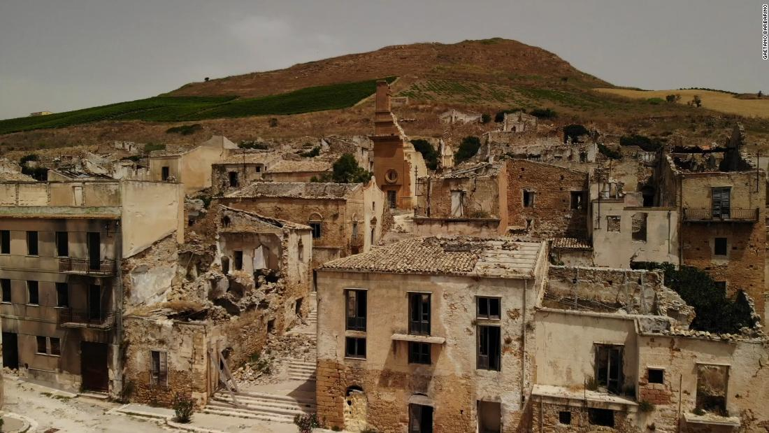 Inside the abandoned Italian town where houses can sell for one euro