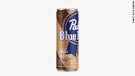 Pabst Blue Ribbon announced the release of Pabst Hard Coffee, a caffeinated malt beverage, in five states.