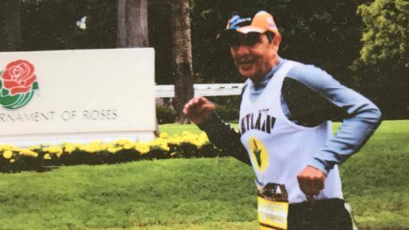 Dr. Frank Meza had been disqualified from multiple races over the years.