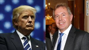 Don't blame the ambassador, blame the leaker, say UK leaders in defense of envoy who criticized Trump