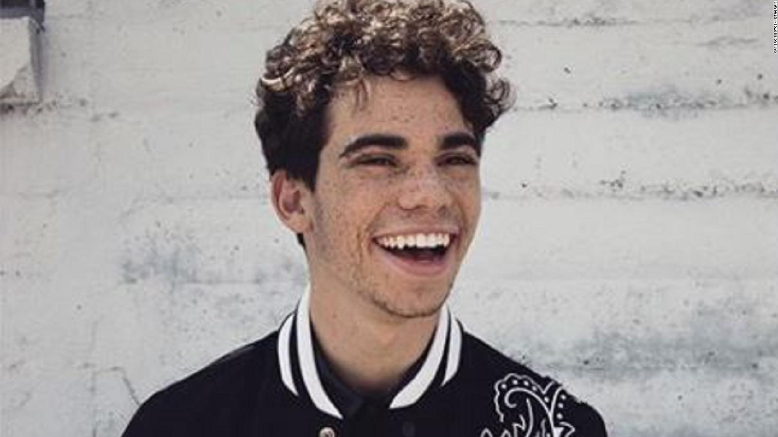 Cameron Boyce S Dad Is Thankful Even In The Midst Of A Nightmare He Can T Wake Up From Cnn