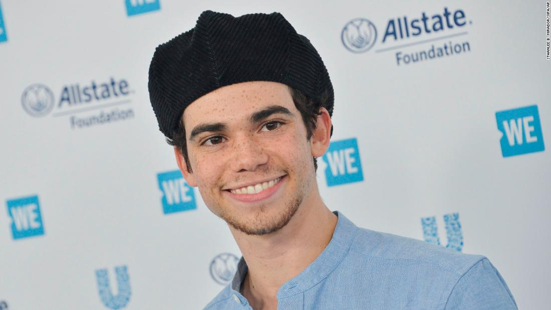 10 Things You Might Not Know About Cameron Boyce Cnn